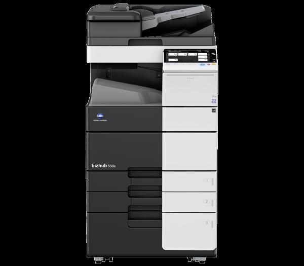 Konica_Minolta_bizhub_458e_B&W_Multifunction_Printer