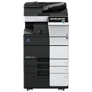 Konica_Minolta_bizhub_c458_multifunction_printer