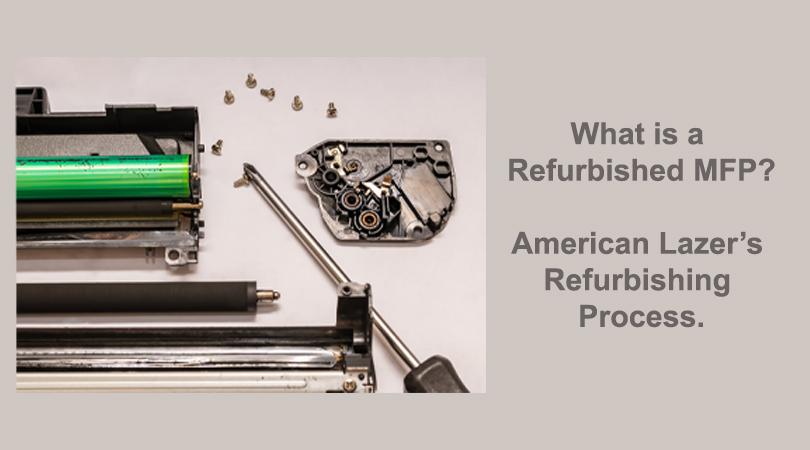 refurbishing process
