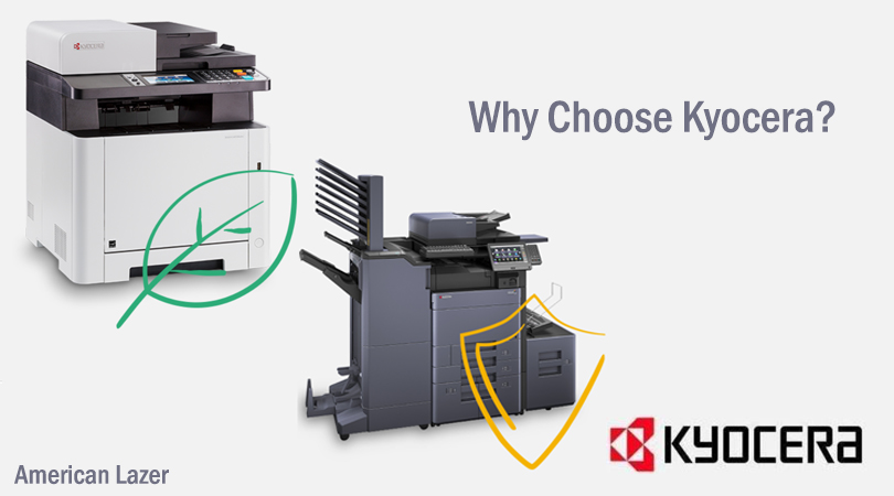 why choose kyocera