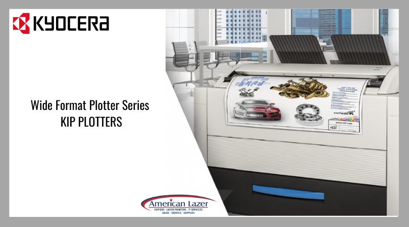 kip 600 plotter series